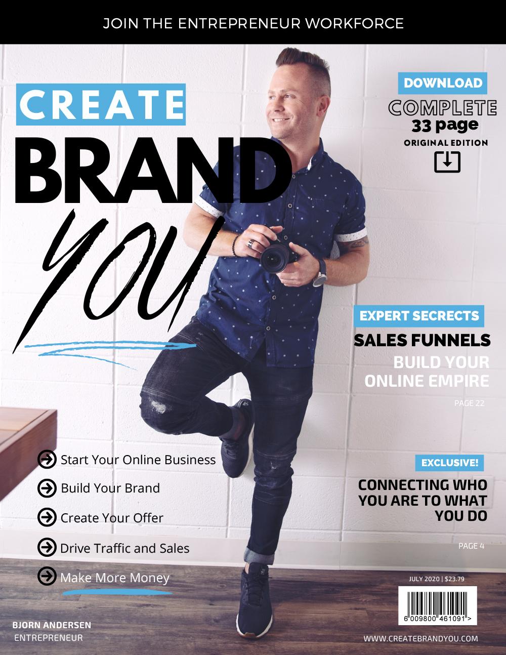 create brand you